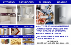 Crown DIY - Kitchens, Bathrooms & Builders Merchant