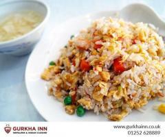 Treat Yourself with Best Indian Cuisine In Fleet