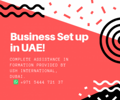 Start Business in Dubai with affordable cost