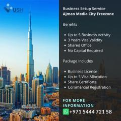 Business Setup in Dubai 5 Business in 1 License