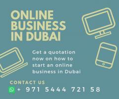 E-commerce business setup in Freezone Call 97154447215