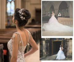 Specialists In Bridal Dress Making in London