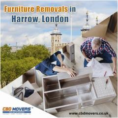 Furniture Moving Services in Harrow London