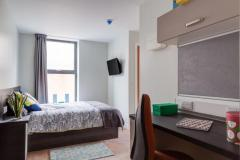 Fully Furnished  Student Rooms In Nottingham