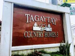 tagaytay country homes