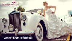 Hire A Wedding Car London
