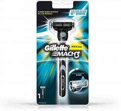 Shop Now - Gillette Mach 3 Razor PK1