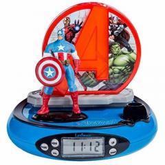 Lexibook RP500AV Avengers Projector Radio Alarm Clock