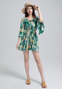 Buy Floral Mini Dress for Women at London Rag