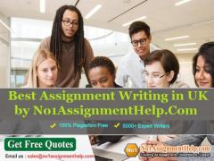 Best Assignment Writing in UK by No1AssignmentHelp.Com