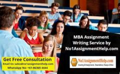 Mba Assignment Writing Service By No1Assignmenth