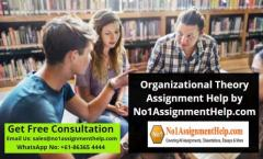 Organizational Theory Assignment Help By Nah Exp