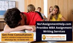 No1Assignmenthelp.com Provides Mba Assignment Se