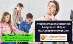 Avail International Business Assignment Help