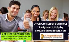 Avail Consumer Behaviour Assignment Help by Experts