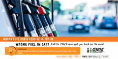 Wrong fuel recovery services in UK