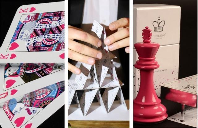 Luxury Checkers Set  Purlinglondon.com 3 Image
