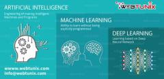 Machine Learning, AI and Deep Learning Services | Webtu