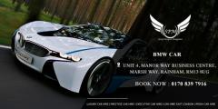 Bmw Car Hire UK