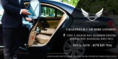 Luxury Car Hire London