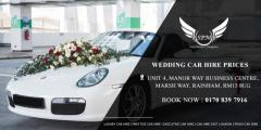 Affordable Wedding Car Hire Essex