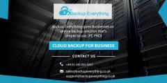 Automated Cloud Backup