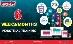 6 months industrial training  Join KVCH for Industrial