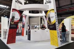 Supreme Modular Exhibition Exhibits