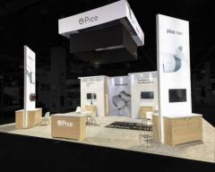 Astounding Custom Exhibition Stands At Affordable Price