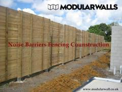 Acoustic Fencing To Make Your House Noise Free.