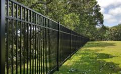 School Fencing Construction With Highest Standard.
