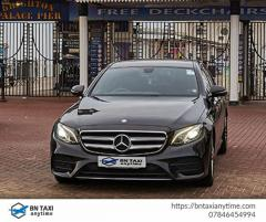 Book Best Luxury Car Hire Brighton | Bn Taxi Any