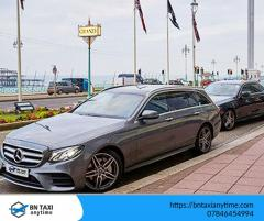 Find A Reliable London Taxi To Brighton