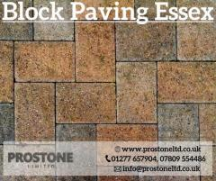 Wide Range of Block Paving Services in Essex