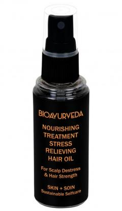 NOURISHING TREATMENT STRESS RELIEVING HAIR OIL