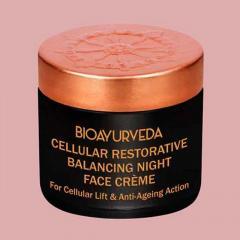 Cellular Restorative Balancing Night Face Crme