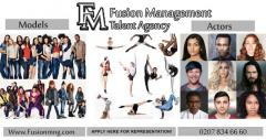 Talent Management Agency London for Actor, Model, Dance