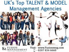 UKs Top TALENT & MODEL Management Agencies
