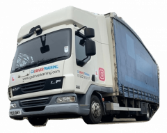 Hgv Class 2 Training In Uk