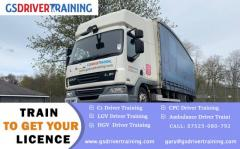 Cpc, Lgv, Hgv, And C1 Driver Training In Camberl