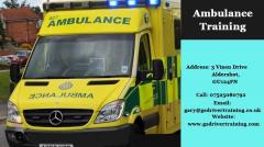Affordable Ambulance Driver Training In Uk