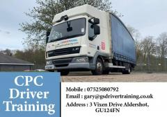 Cpc Driver Training In Uk