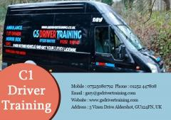 Professional C1 Driver Training In Uk