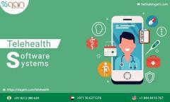 Progressing healthcare using telehealth software system