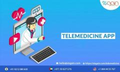 The premium telemedicine app development company