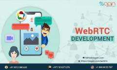 Engage with the best webrtc development company