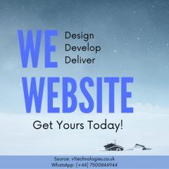 Web Design Leeds  V1 Technologies