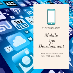 Best Mobile App Development Service-V1 Technologies