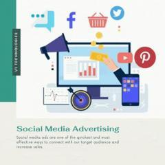 Best Social Media Advertisement Service-V1 Techn