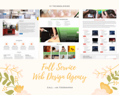 Best Web Design Agency  V1Technologies